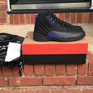 Air Jordan Retro 12 Dark Concord Size 11.5